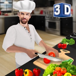Virtual Chef Cooking Game 3D