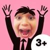 CHOMP by Christoph Niemann — веселые видео истории для детей
