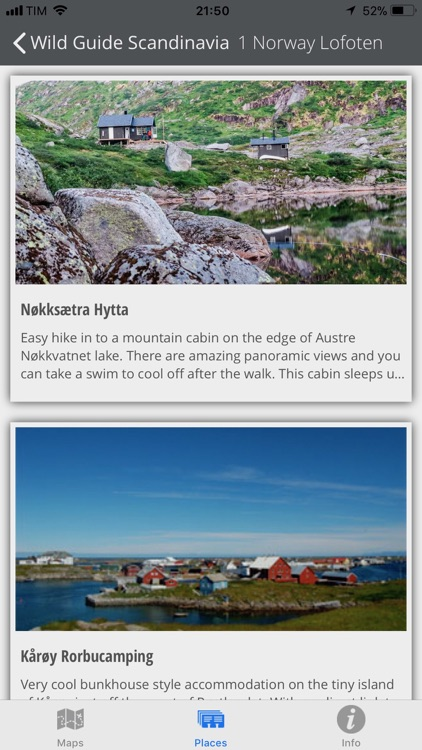Wild Guide Scandinavia screenshot-2