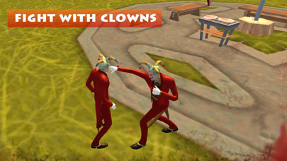 Clown Attacks Halloween screenshot three