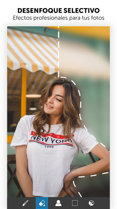 Screenshot for PicsArt Editor de Fotos in Mexico App Store