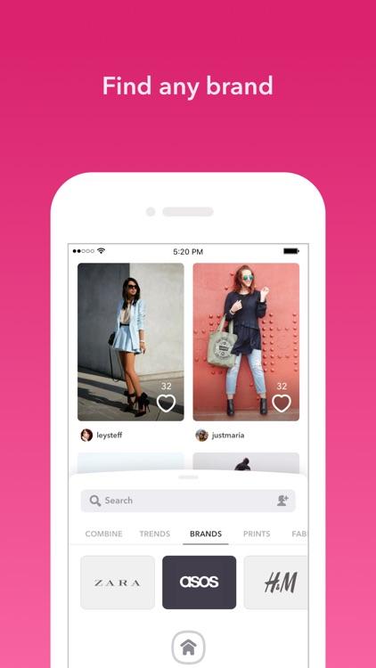 Chicisimo The Outfit Ideas app screenshot-3