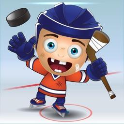 Edmonton Hockey Emojis