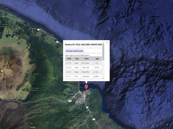 Hawaii Tide Chart Weather App Price Drops