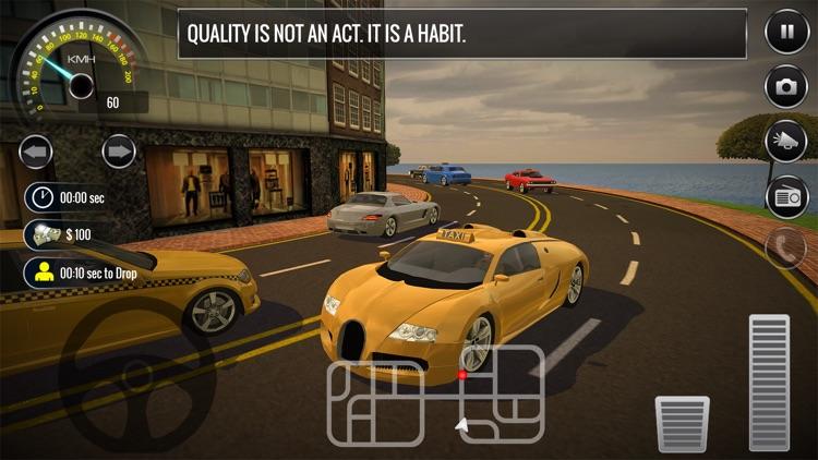 New York Taxi Driver 3d screenshot-4
