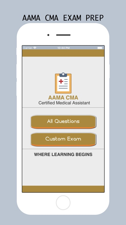 AAMA CMA Test Prep 2018 screenshot-0