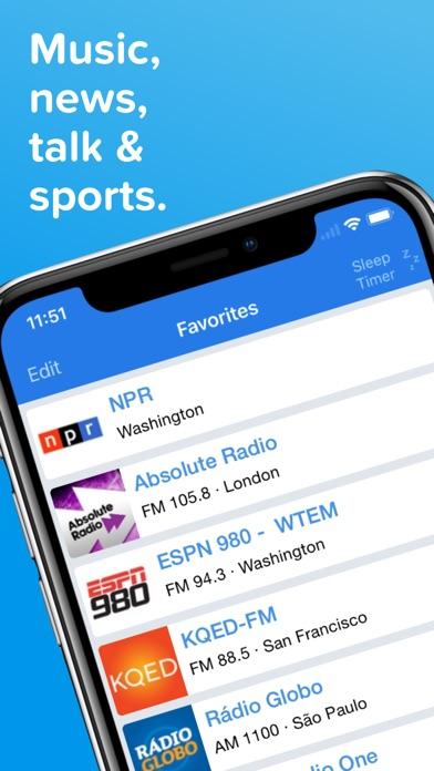 Simple Radio - Live AM & FM for Windows