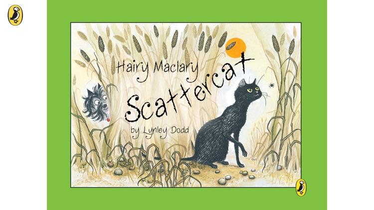 Hairy Maclary, Scattercat