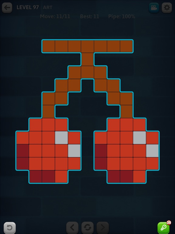Line Puzzle: Pipe Art screenshot 12