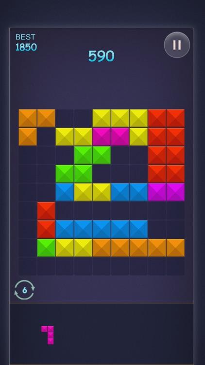 Block Puzzle: Brick Block 1010 screenshot-3