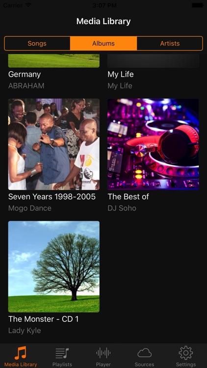 Cloud Music Player - Enjoy your Music offline