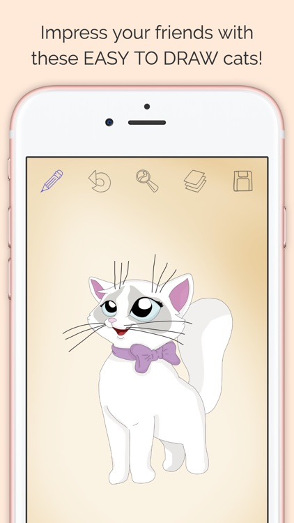 How To Draw Cats & Kittens screenshot-4