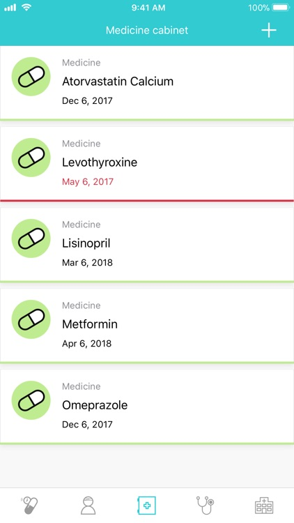 GetWell: Treatment tracker screenshot-4
