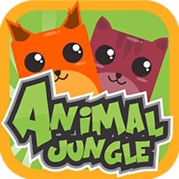 Animal Jungle Go