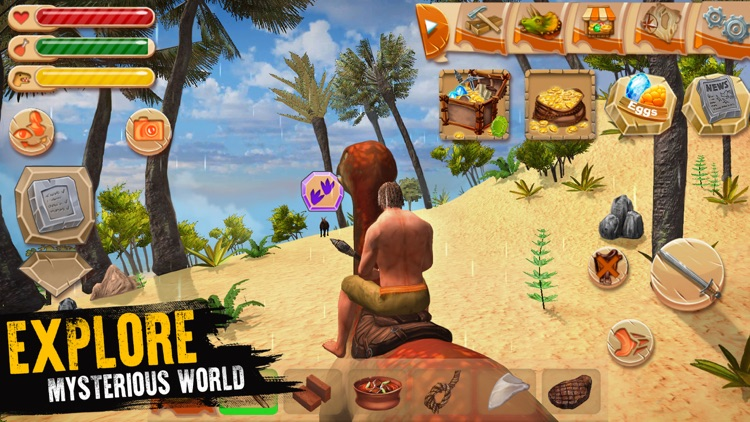 Jurassic Survival Island screenshot-5