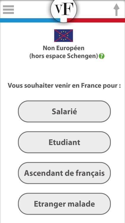 Visa France