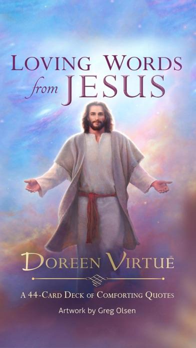 Loving Words from Jesus screenshot 1