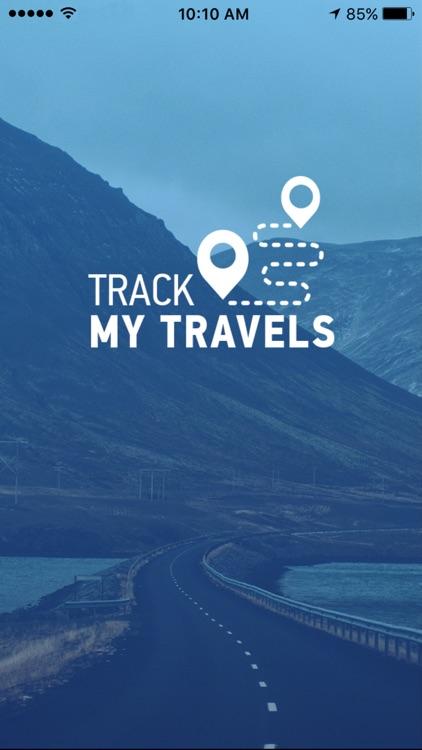 Track My Travels screenshot-4