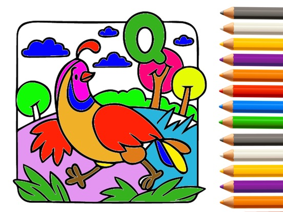 Colorfly Coloring Books screenshot 9