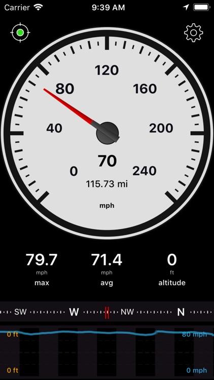 Speedometer Speed Box App screenshot-4
