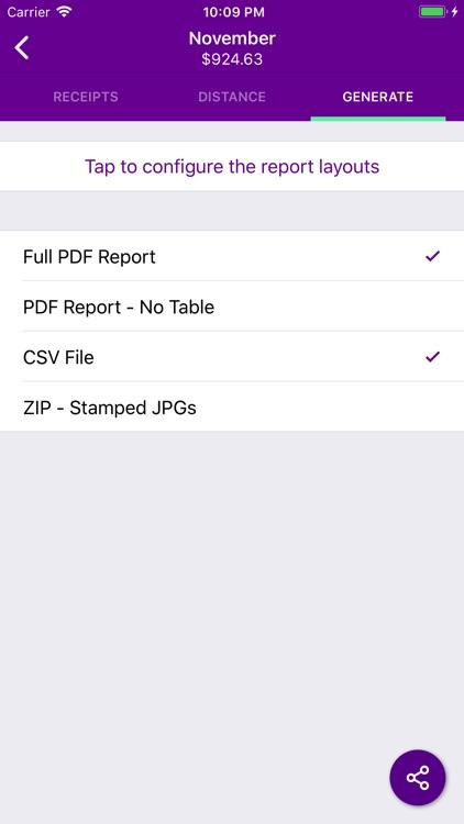Smart Receipts screenshot-3