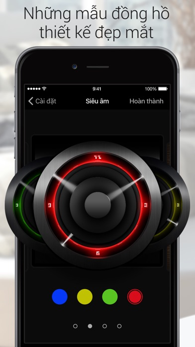 Screenshot for Đồng hồ Báo cho Tôi in Viet Nam App Store