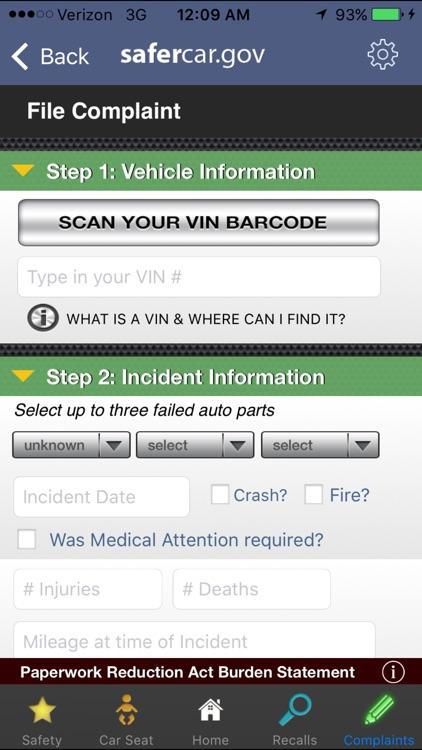 SaferCar screenshot-3