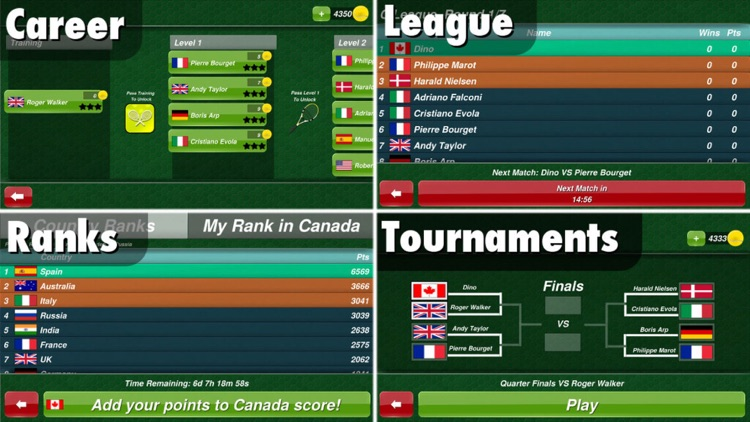 Tennis Champion screenshot-2