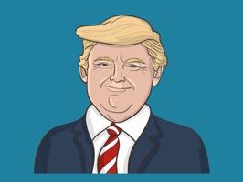 Donald Trump Emotions Stickers