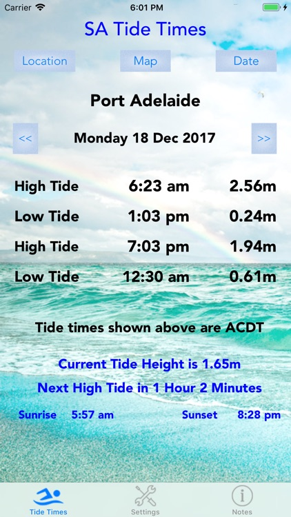 SA Tide Times screenshot-0