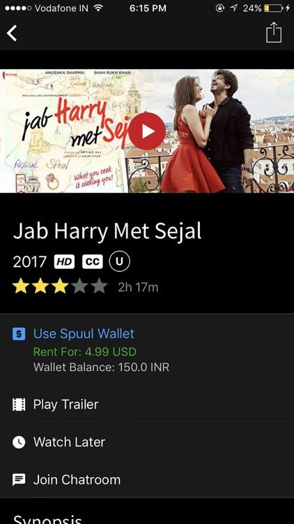 Spuul - Watch Indian Movies screenshot-5