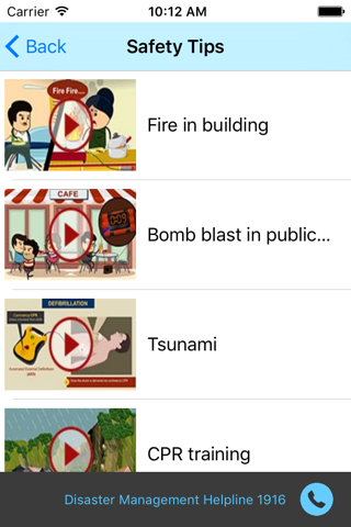 Disaster Management - náhled