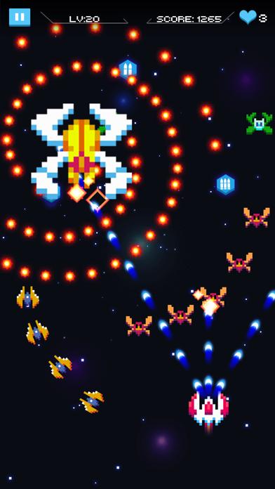 Galaxy Attack - Space Shooter screenshot 1