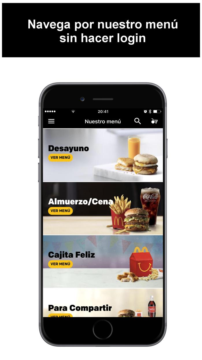 McDonald's Express Screenshot