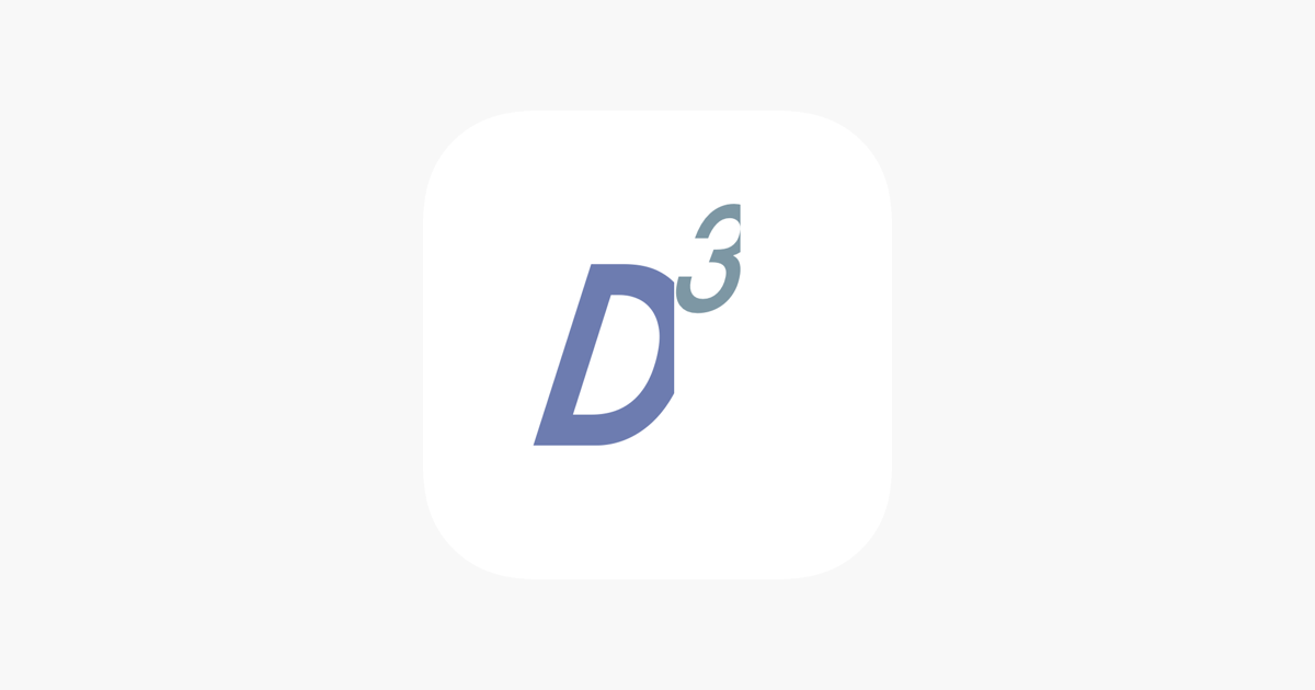"‎App Store 上的""D3: Dot Lock Notes 3 Security"""