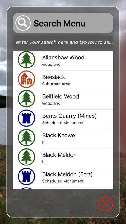 Scottish Borders Looksee AR screenshot-3