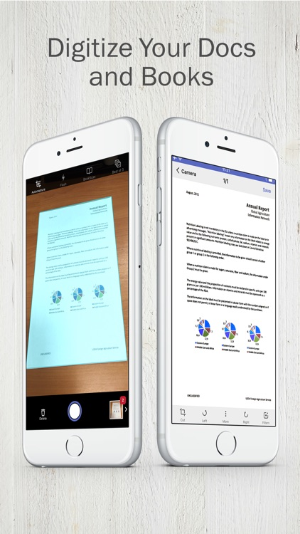 PDF Scanner app by FineScanner