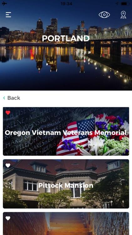 Portland Travel Guide Offline