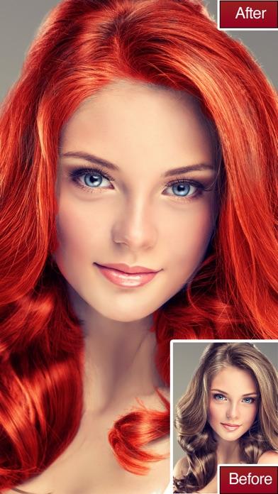Baixar Hair Color Lab Mude Cor Cabelo para Android