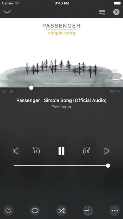 NetTuner Radio & NetTube Video Music Player screenshot-3