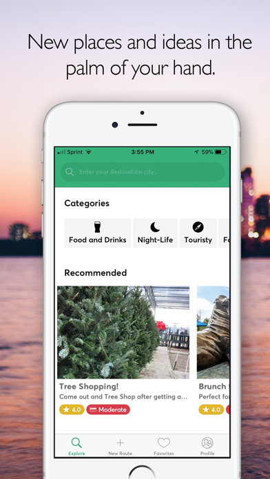 Route by Nolan Clark (iOS, United States) - SearchMan App Data