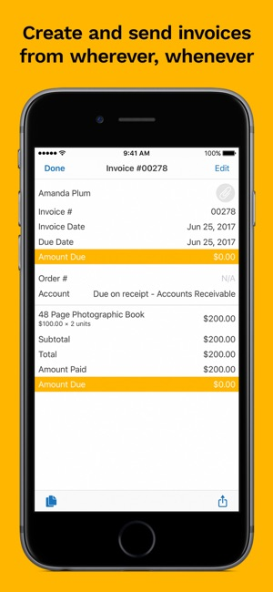 Best Bookkeeping App For Iphone