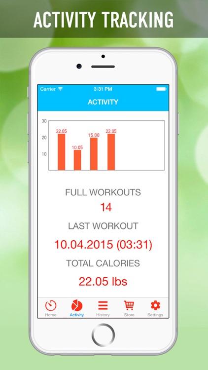 7 Minutes Workout Program