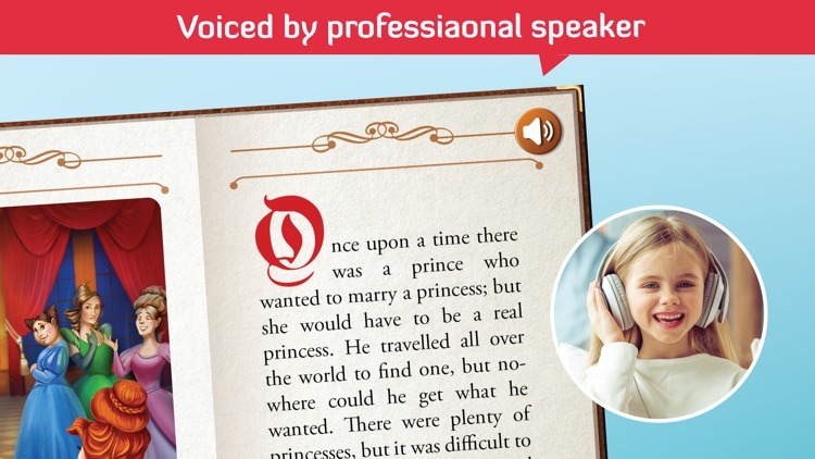 The Princess and the Pea book screenshot-3