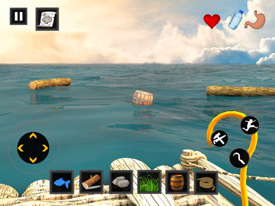 New Raft Survival Island Games | App Price Drops