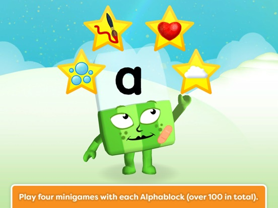 Alphablocks - Letter Fun screenshot #1