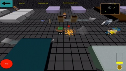 RobotRaider Screenshot 2