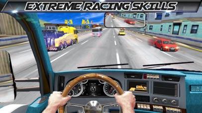 In Truck Driving Highway Games screenshot 4