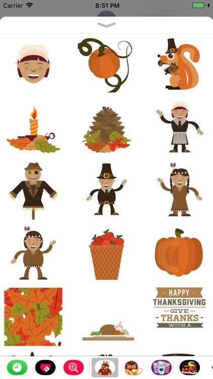 Turkey Time - Animated Sticker