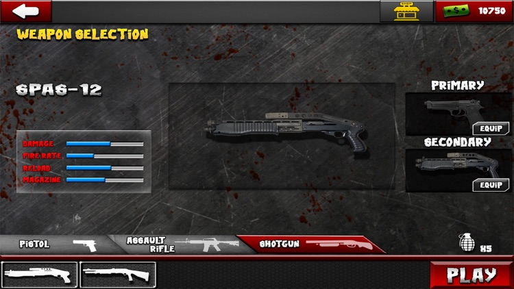 Zombie Frontier Assault: Top FPS Gun Shooting Game screenshot-2